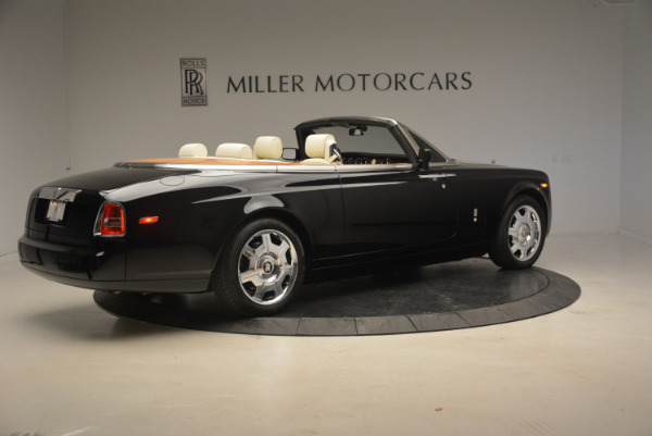 Used 2009 Rolls-Royce Phantom Drophead Coupe for sale Sold at Rolls-Royce Motor Cars Greenwich in Greenwich CT 06830 9