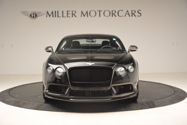 Used 2015 Bentley Continental GT GT3-R for sale Sold at Rolls-Royce Motor Cars Greenwich in Greenwich CT 06830 13