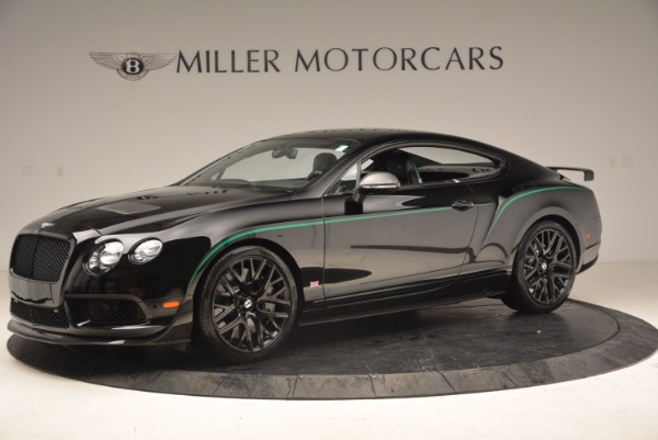 Used 2015 Bentley Continental GT GT3-R for sale Sold at Rolls-Royce Motor Cars Greenwich in Greenwich CT 06830 2