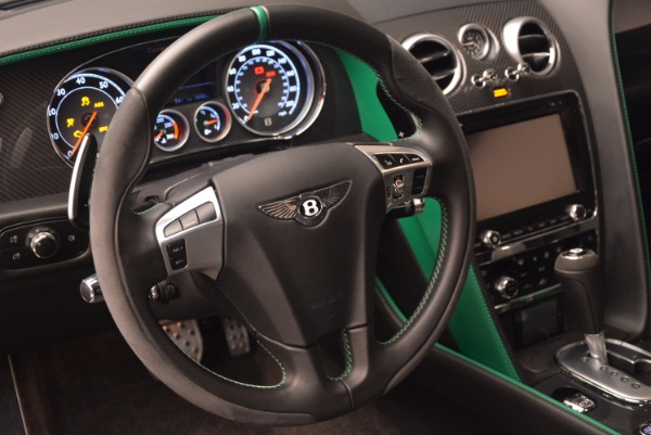 Used 2015 Bentley Continental GT GT3-R for sale Sold at Rolls-Royce Motor Cars Greenwich in Greenwich CT 06830 20