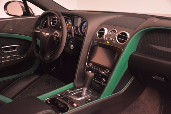 Used 2015 Bentley Continental GT GT3-R for sale Sold at Rolls-Royce Motor Cars Greenwich in Greenwich CT 06830 26