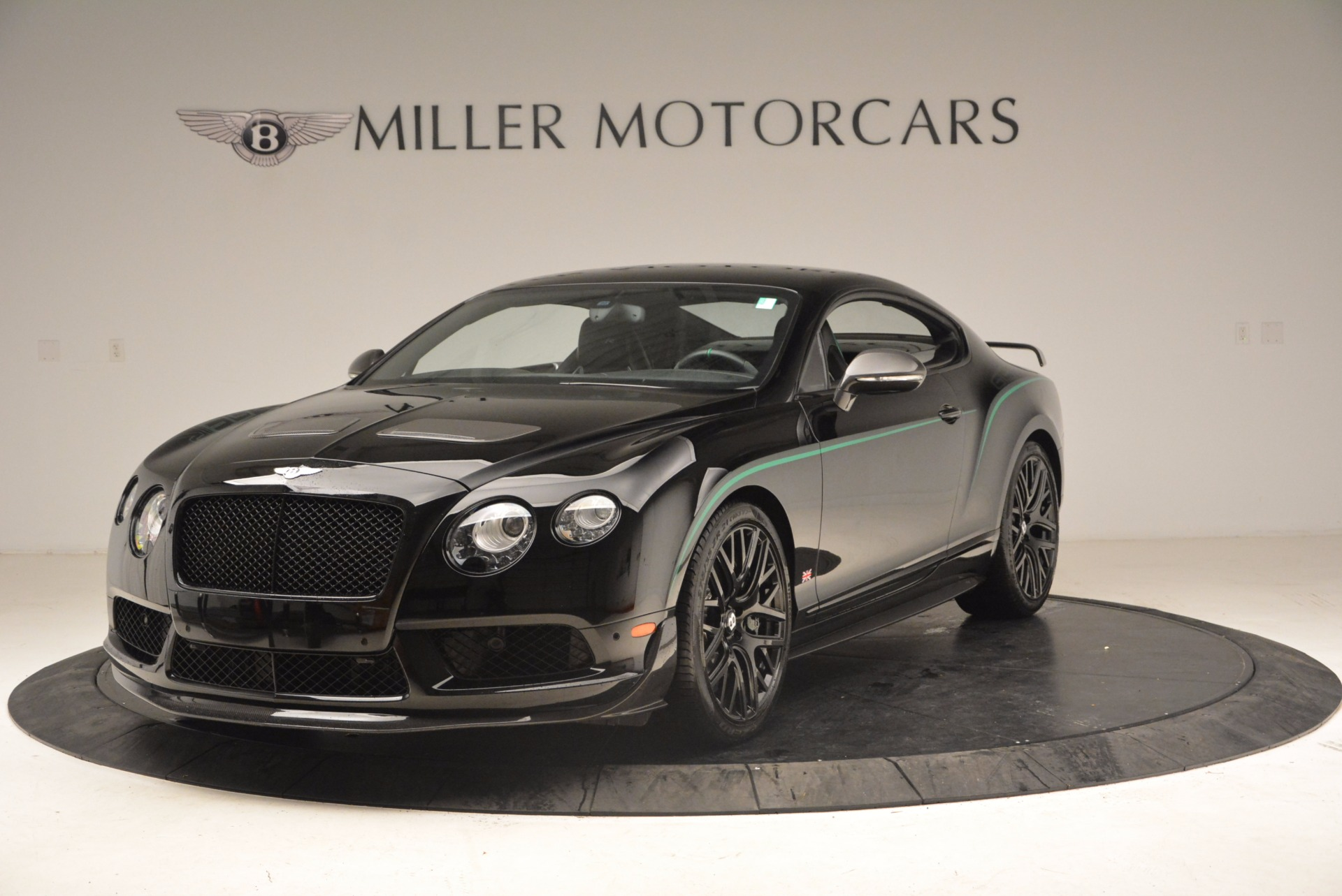 Used 2015 Bentley Continental GT GT3-R for sale Sold at Rolls-Royce Motor Cars Greenwich in Greenwich CT 06830 1