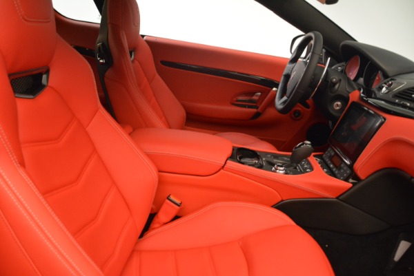 New 2018 Maserati GranTurismo Sport for sale Sold at Rolls-Royce Motor Cars Greenwich in Greenwich CT 06830 20