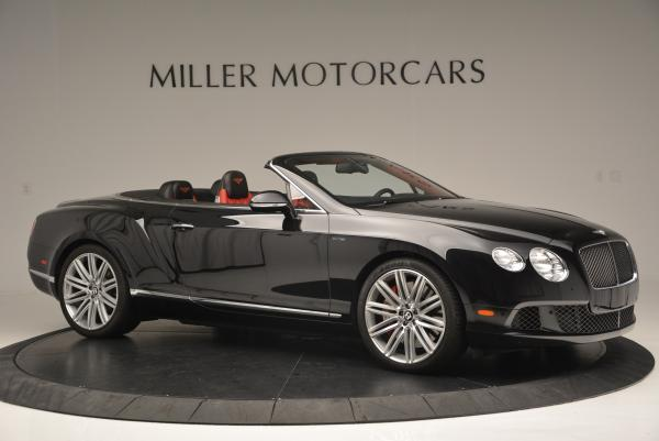 Used 2014 Bentley Continental GT Speed Convertible for sale Sold at Rolls-Royce Motor Cars Greenwich in Greenwich CT 06830 10
