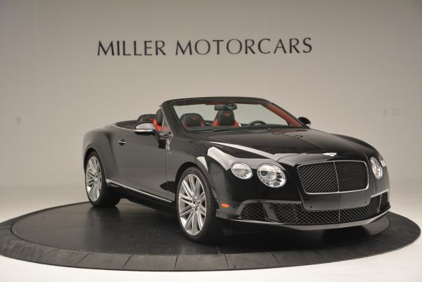 Used 2014 Bentley Continental GT Speed Convertible for sale Sold at Rolls-Royce Motor Cars Greenwich in Greenwich CT 06830 11
