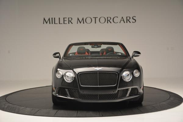 Used 2014 Bentley Continental GT Speed Convertible for sale Sold at Rolls-Royce Motor Cars Greenwich in Greenwich CT 06830 12