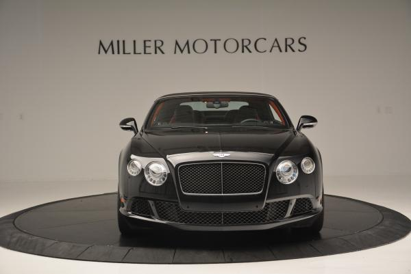 Used 2014 Bentley Continental GT Speed Convertible for sale Sold at Rolls-Royce Motor Cars Greenwich in Greenwich CT 06830 13