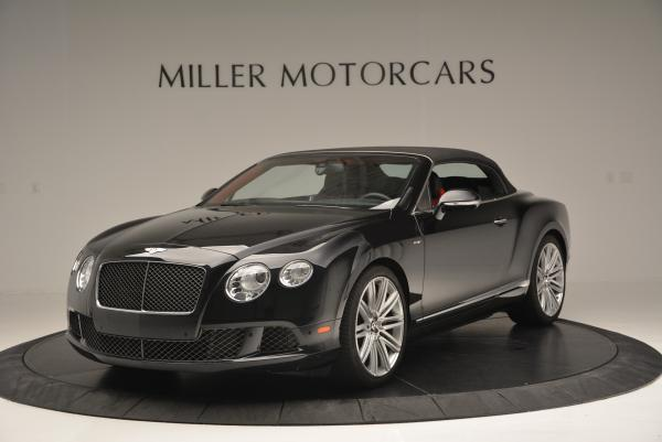 Used 2014 Bentley Continental GT Speed Convertible for sale Sold at Rolls-Royce Motor Cars Greenwich in Greenwich CT 06830 14
