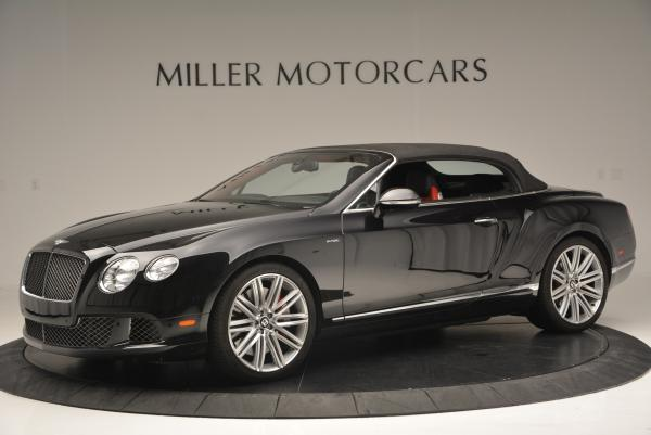 Used 2014 Bentley Continental GT Speed Convertible for sale Sold at Rolls-Royce Motor Cars Greenwich in Greenwich CT 06830 15