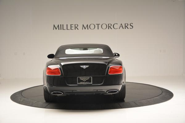 Used 2014 Bentley Continental GT Speed Convertible for sale Sold at Rolls-Royce Motor Cars Greenwich in Greenwich CT 06830 19