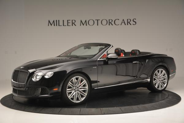 Used 2014 Bentley Continental GT Speed Convertible for sale Sold at Rolls-Royce Motor Cars Greenwich in Greenwich CT 06830 2