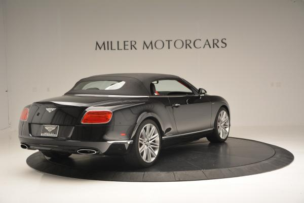 Used 2014 Bentley Continental GT Speed Convertible for sale Sold at Rolls-Royce Motor Cars Greenwich in Greenwich CT 06830 20