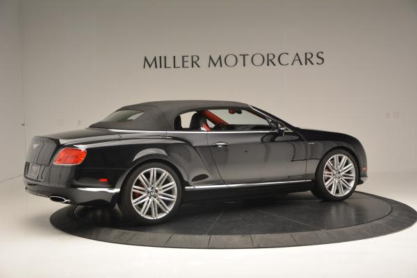 Used 2014 Bentley Continental GT Speed Convertible for sale Sold at Rolls-Royce Motor Cars Greenwich in Greenwich CT 06830 21