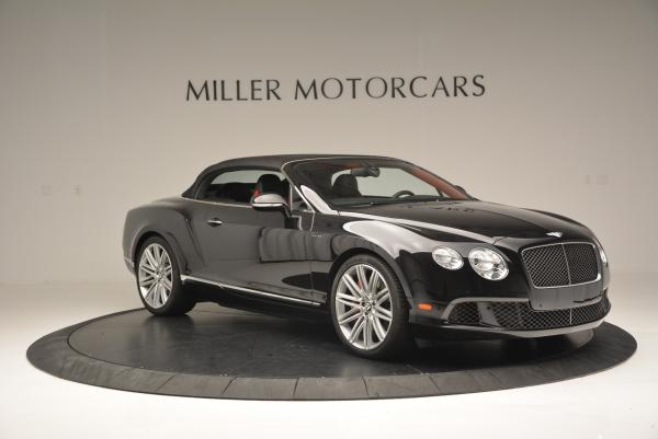 Used 2014 Bentley Continental GT Speed Convertible for sale Sold at Rolls-Royce Motor Cars Greenwich in Greenwich CT 06830 23