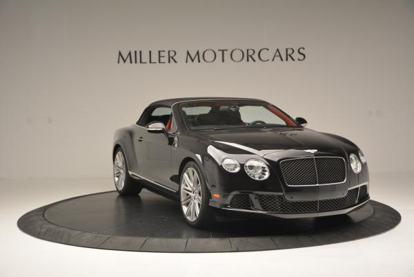 Used 2014 Bentley Continental GT Speed Convertible for sale Sold at Rolls-Royce Motor Cars Greenwich in Greenwich CT 06830 24