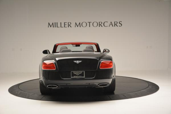 Used 2014 Bentley Continental GT Speed Convertible for sale Sold at Rolls-Royce Motor Cars Greenwich in Greenwich CT 06830 6
