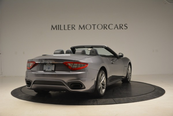 New 2018 Maserati GranTurismo Sport Convertible for sale Sold at Rolls-Royce Motor Cars Greenwich in Greenwich CT 06830 14