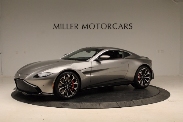 New 2019 Aston Martin Vantage for sale Call for price at Rolls-Royce Motor Cars Greenwich in Greenwich CT 06830 11