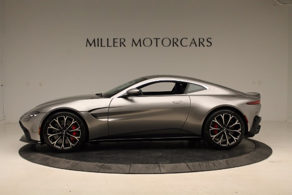 New 2019 Aston Martin Vantage for sale Call for price at Rolls-Royce Motor Cars Greenwich in Greenwich CT 06830 12