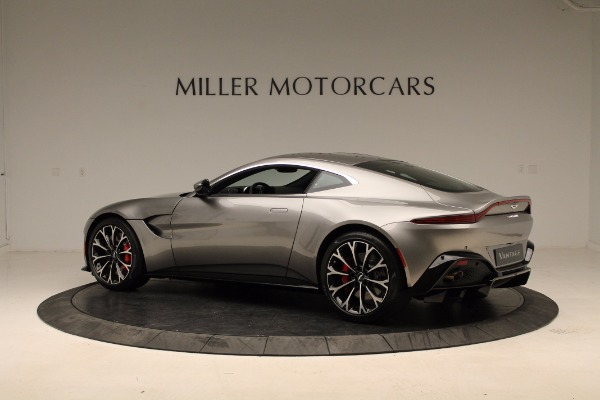 New 2019 Aston Martin Vantage for sale Call for price at Rolls-Royce Motor Cars Greenwich in Greenwich CT 06830 13
