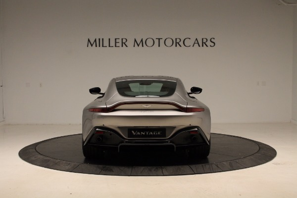 New 2019 Aston Martin Vantage for sale Call for price at Rolls-Royce Motor Cars Greenwich in Greenwich CT 06830 15