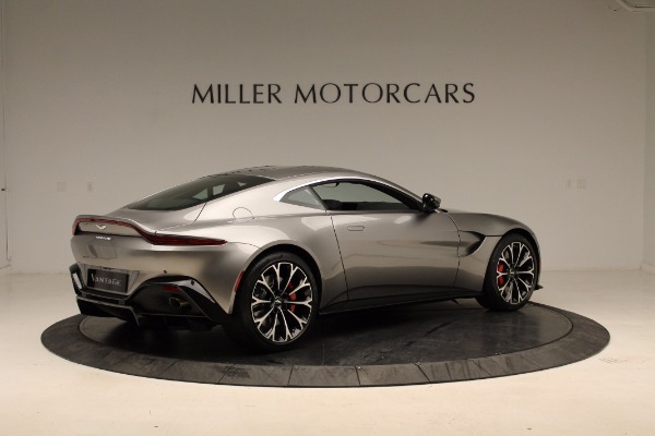 New 2019 Aston Martin Vantage for sale Call for price at Rolls-Royce Motor Cars Greenwich in Greenwich CT 06830 17
