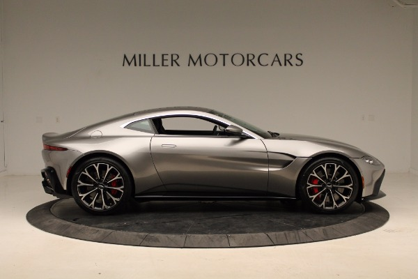New 2019 Aston Martin Vantage for sale Call for price at Rolls-Royce Motor Cars Greenwich in Greenwich CT 06830 18