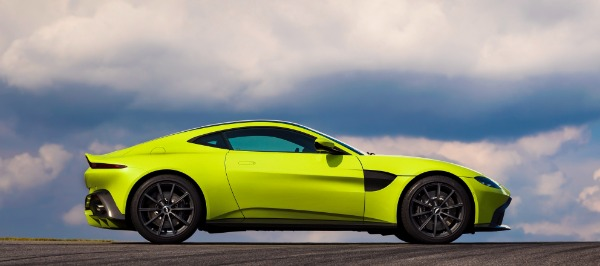 New 2019 Aston Martin Vantage for sale Call for price at Rolls-Royce Motor Cars Greenwich in Greenwich CT 06830 2