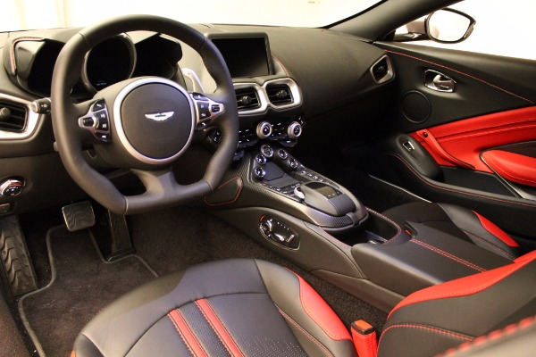 New 2019 Aston Martin Vantage for sale Call for price at Rolls-Royce Motor Cars Greenwich in Greenwich CT 06830 23