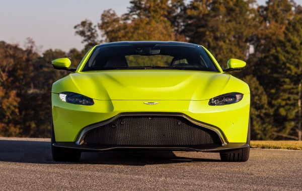 New 2019 Aston Martin Vantage for sale Call for price at Rolls-Royce Motor Cars Greenwich in Greenwich CT 06830 1