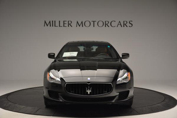 New 2016 Maserati Quattroporte S Q4 for sale Sold at Rolls-Royce Motor Cars Greenwich in Greenwich CT 06830 12