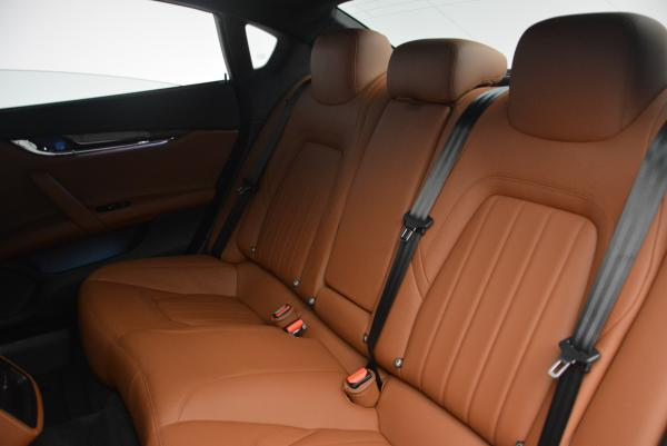 New 2016 Maserati Quattroporte S Q4 for sale Sold at Rolls-Royce Motor Cars Greenwich in Greenwich CT 06830 16