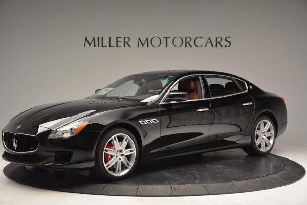 New 2016 Maserati Quattroporte S Q4 for sale Sold at Rolls-Royce Motor Cars Greenwich in Greenwich CT 06830 2