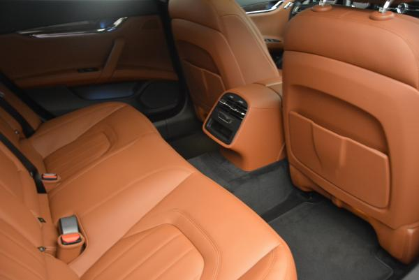 New 2016 Maserati Quattroporte S Q4 for sale Sold at Rolls-Royce Motor Cars Greenwich in Greenwich CT 06830 21