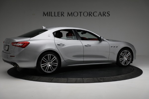 New 2018 Maserati Ghibli S Q4 GranLusso for sale Sold at Rolls-Royce Motor Cars Greenwich in Greenwich CT 06830 8