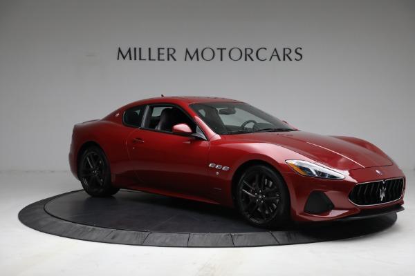 Used 2018 Maserati GranTurismo Sport for sale $94,900 at Rolls-Royce Motor Cars Greenwich in Greenwich CT 06830 10