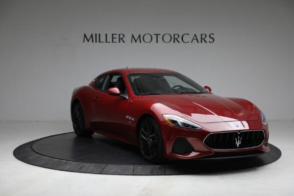 Used 2018 Maserati GranTurismo Sport for sale $94,900 at Rolls-Royce Motor Cars Greenwich in Greenwich CT 06830 11