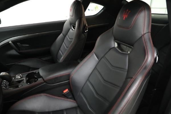 Used 2018 Maserati GranTurismo Sport for sale $94,900 at Rolls-Royce Motor Cars Greenwich in Greenwich CT 06830 15