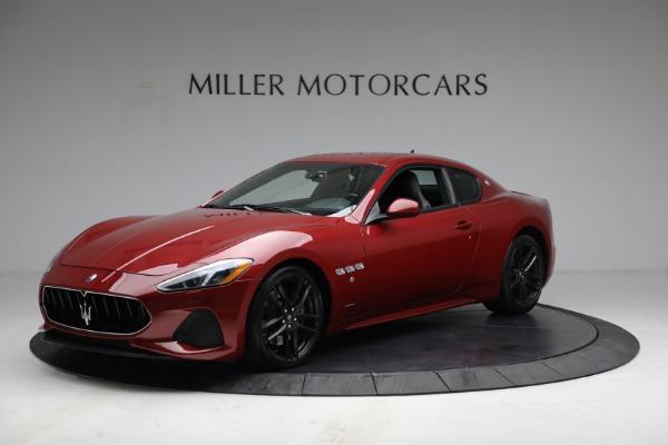 Used 2018 Maserati GranTurismo Sport for sale $94,900 at Rolls-Royce Motor Cars Greenwich in Greenwich CT 06830 2