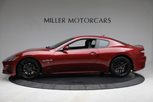 Used 2018 Maserati GranTurismo Sport for sale $94,900 at Rolls-Royce Motor Cars Greenwich in Greenwich CT 06830 3