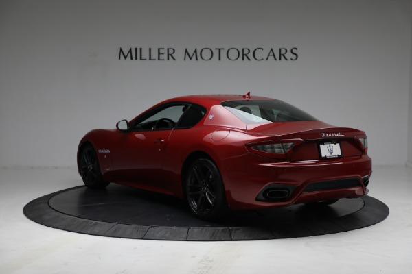 Used 2018 Maserati GranTurismo Sport for sale $94,900 at Rolls-Royce Motor Cars Greenwich in Greenwich CT 06830 5