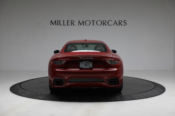 Used 2018 Maserati GranTurismo Sport for sale $94,900 at Rolls-Royce Motor Cars Greenwich in Greenwich CT 06830 6
