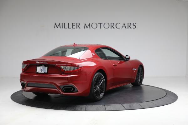 Used 2018 Maserati GranTurismo Sport for sale $94,900 at Rolls-Royce Motor Cars Greenwich in Greenwich CT 06830 7
