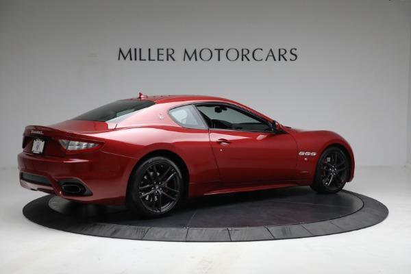 Used 2018 Maserati GranTurismo Sport for sale $94,900 at Rolls-Royce Motor Cars Greenwich in Greenwich CT 06830 8