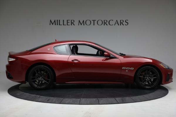 Used 2018 Maserati GranTurismo Sport for sale $94,900 at Rolls-Royce Motor Cars Greenwich in Greenwich CT 06830 9