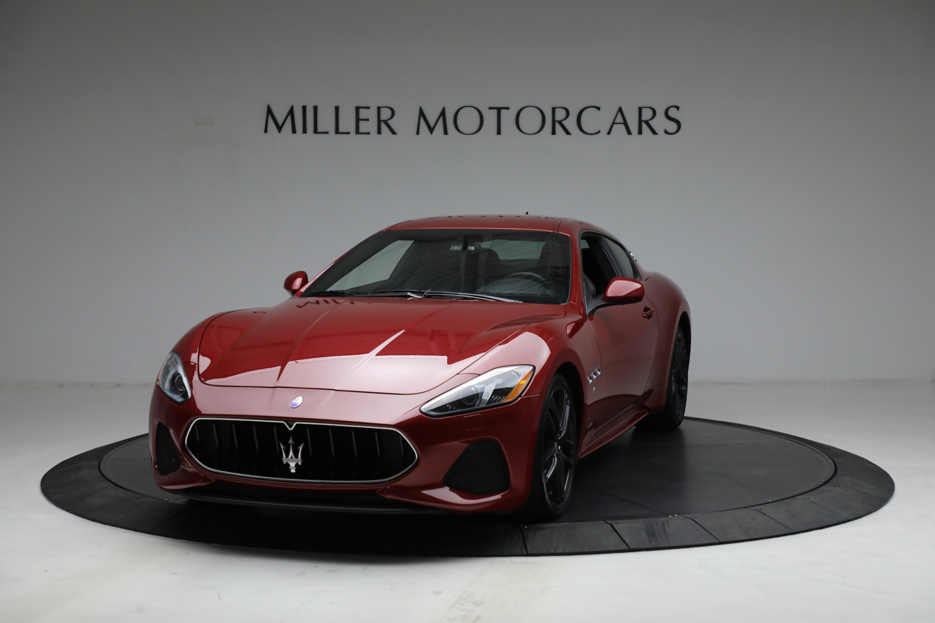Used 2018 Maserati GranTurismo Sport for sale $94,900 at Rolls-Royce Motor Cars Greenwich in Greenwich CT 06830 1