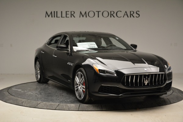 Used 2018 Maserati Quattroporte S Q4 GranLusso for sale Sold at Rolls-Royce Motor Cars Greenwich in Greenwich CT 06830 11