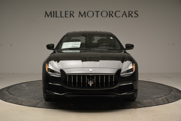 New 2018 Maserati Quattroporte S Q4 GranLusso for sale Sold at Rolls-Royce Motor Cars Greenwich in Greenwich CT 06830 12