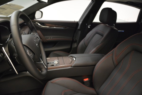 Used 2018 Maserati Quattroporte S Q4 GranLusso for sale Sold at Rolls-Royce Motor Cars Greenwich in Greenwich CT 06830 13