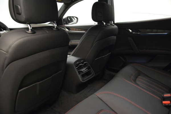 Used 2018 Maserati Quattroporte S Q4 GranLusso for sale Sold at Rolls-Royce Motor Cars Greenwich in Greenwich CT 06830 19
